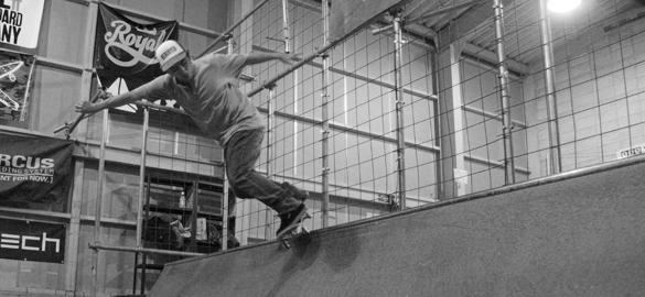 x-tech OSAKA skateboard school